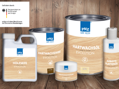 德国PNZ木蜡油-新一代经典系列