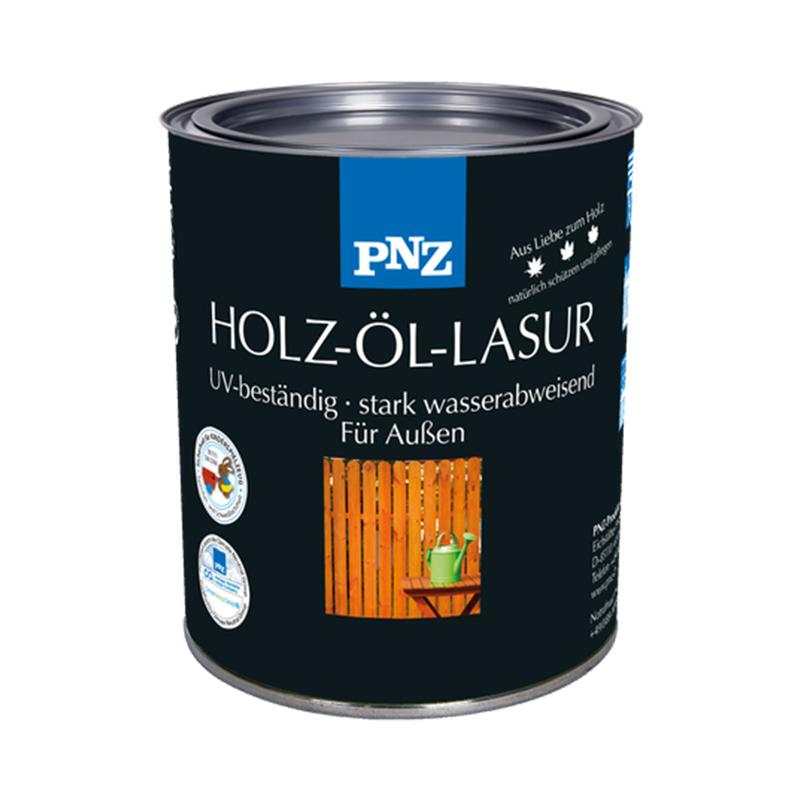 德国PNZ-户外木蜡油包装形象