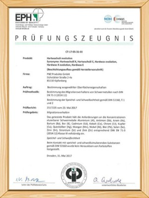 宏泰环保-国外资质认证证书