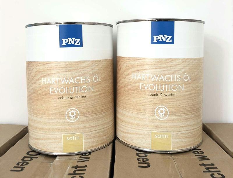 德国进口木蜡油(pnz半哑光)外包装