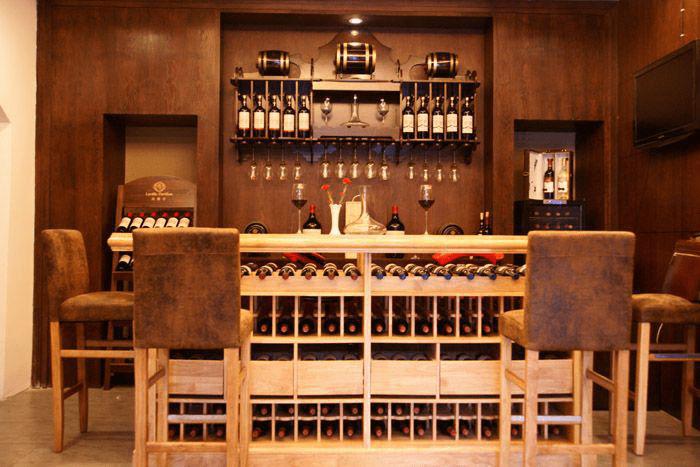高端橡木酒窖涂装为何选进口木蜡油,而pnz成为用户首选?