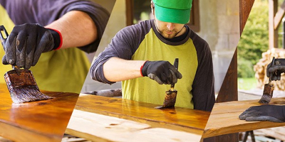 德国原装进口pnz木蜡油的施工指导