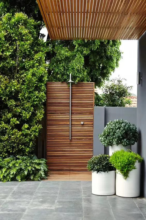 德国原装进口pnz木蜡油在户外别墅景观的应用:菠萝格、柚木等材质
