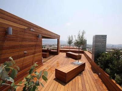 2020年德国原装进口pnz木蜡油户外与室内装饰别墅及景观工程应用案例