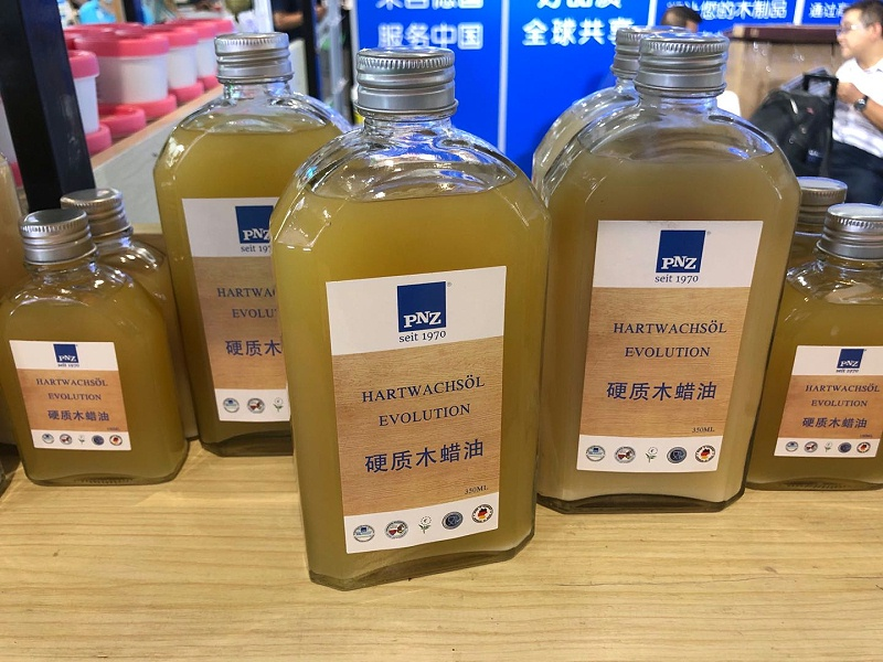 pnz木蜡油-上海木工展