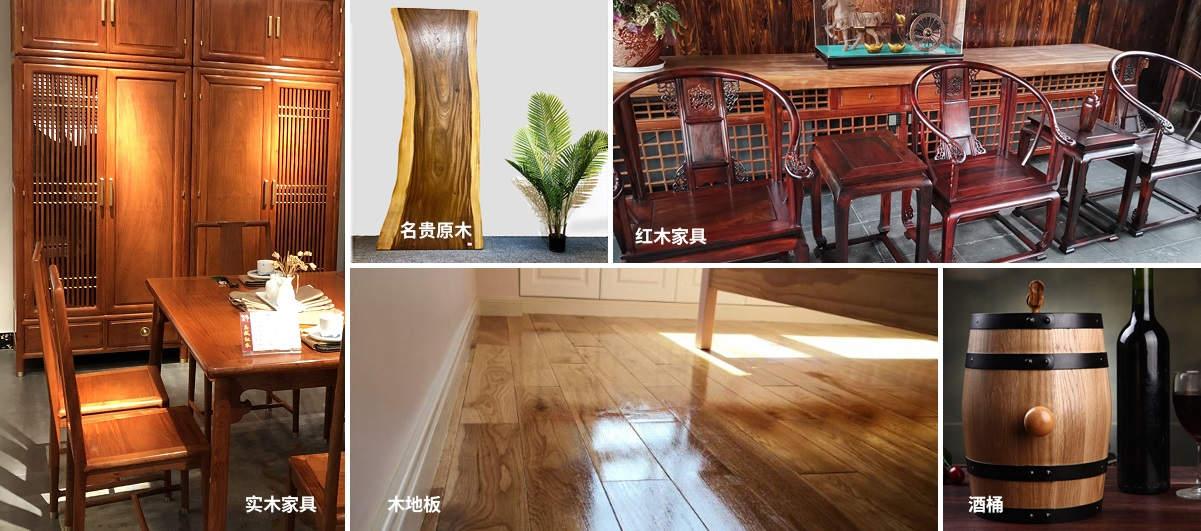 有色木蜡油颜色大全,pnz进口木蜡油刷室内和户外效果有什么区别