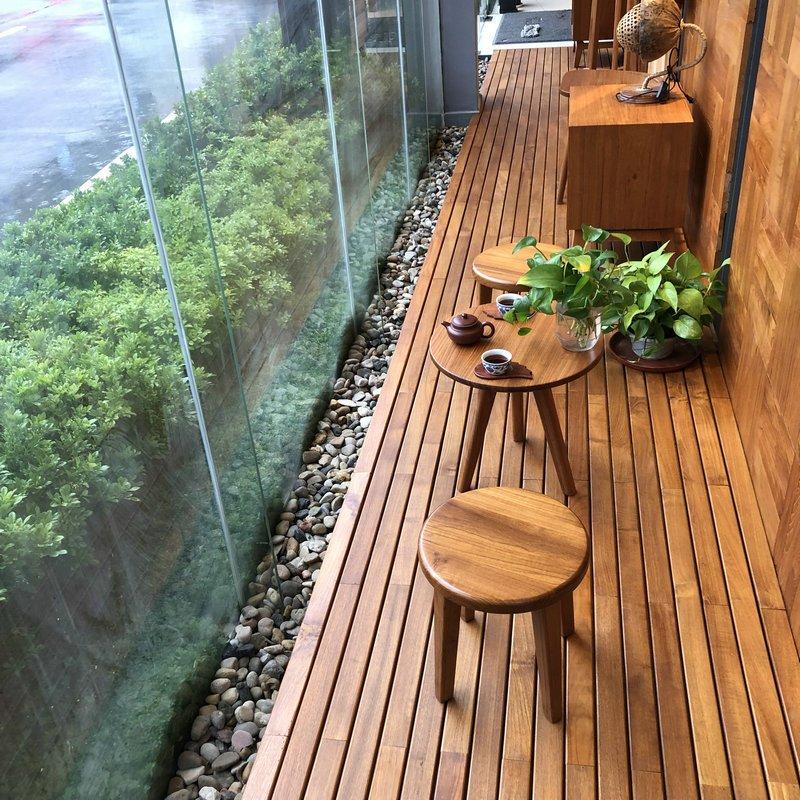 柚木家具和木地板为何要选德国原装进口木蜡油-pnz木蜡油百科