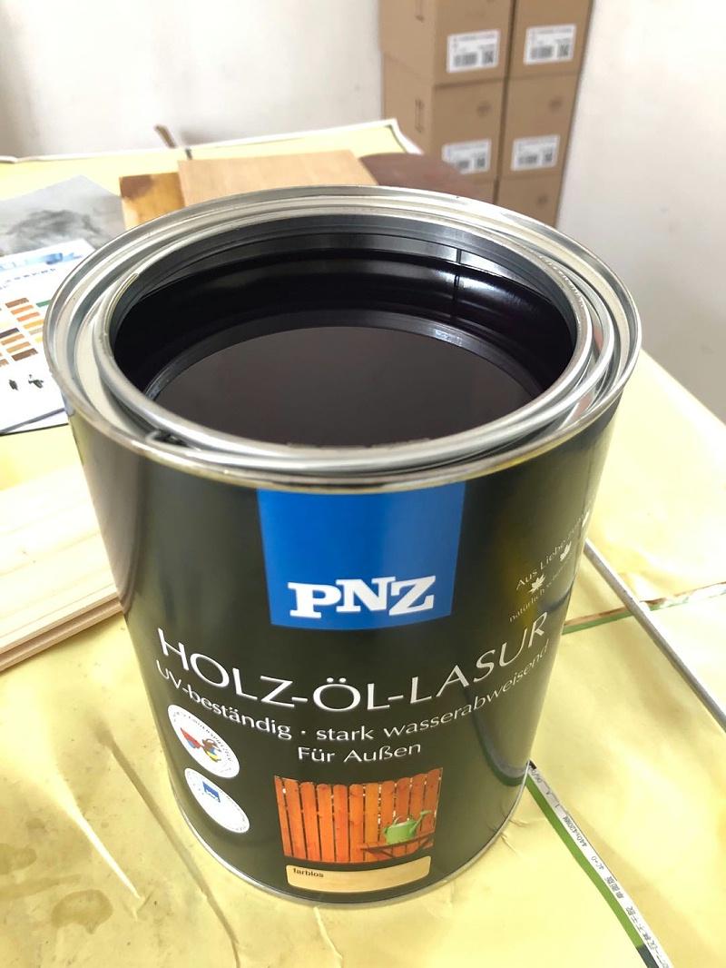 德国原装进口木蜡油(pnz木蜡油))
